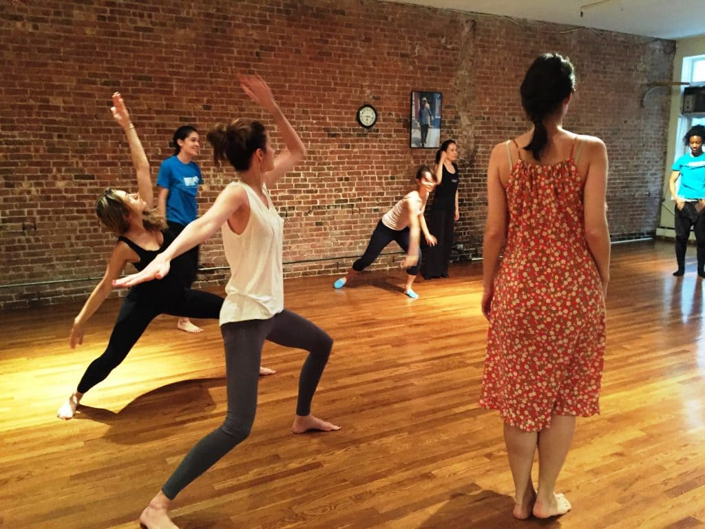 Fitness Labs sponsored by FitEngine - NYC Dance Week